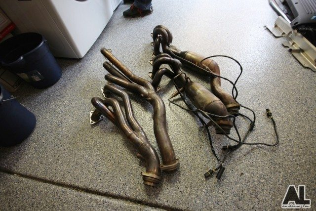 BMW E46 M3 Stock headers