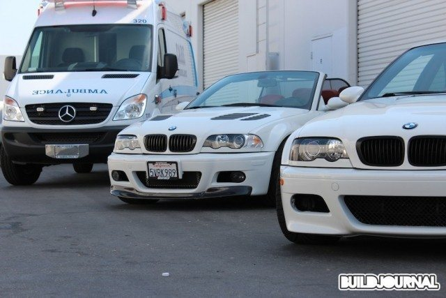 RaceWerkz Engineering 4th of July BBQ, M3 Meet
