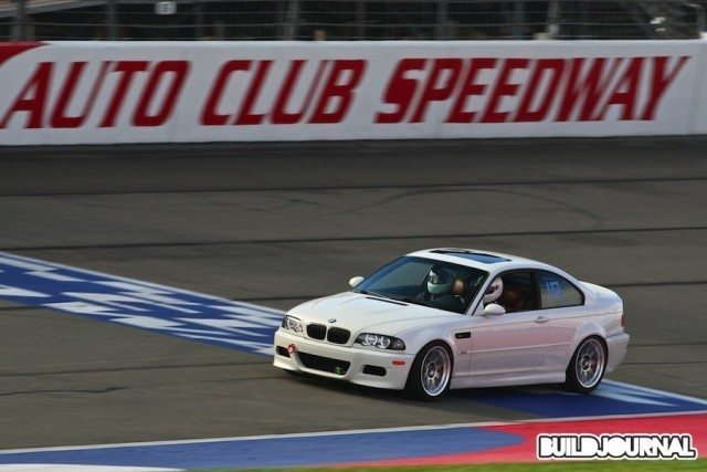 BuildJournal M3 - Auto Club Speedway Track Day with SpeedVentures