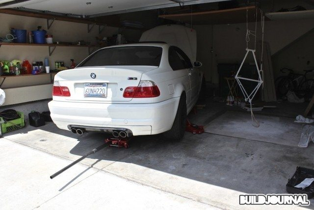 E46 M3 - BuildJournal
