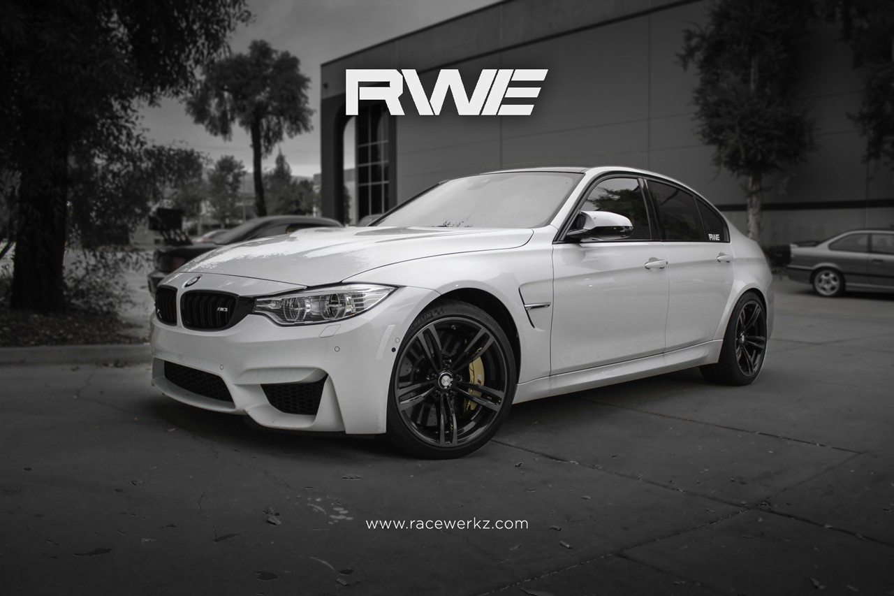 RaceWerkz Engineering BMW F80 M3