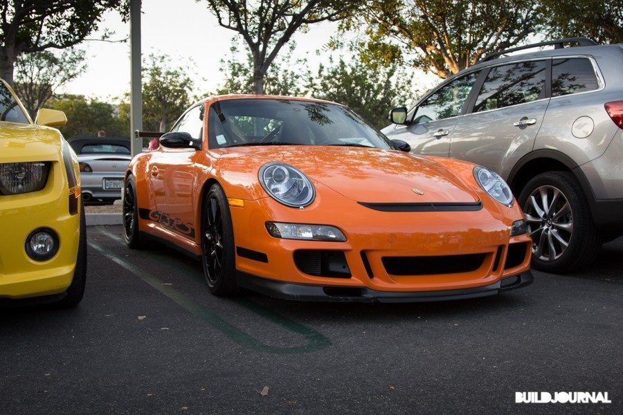 Cars and Coffee Irvine