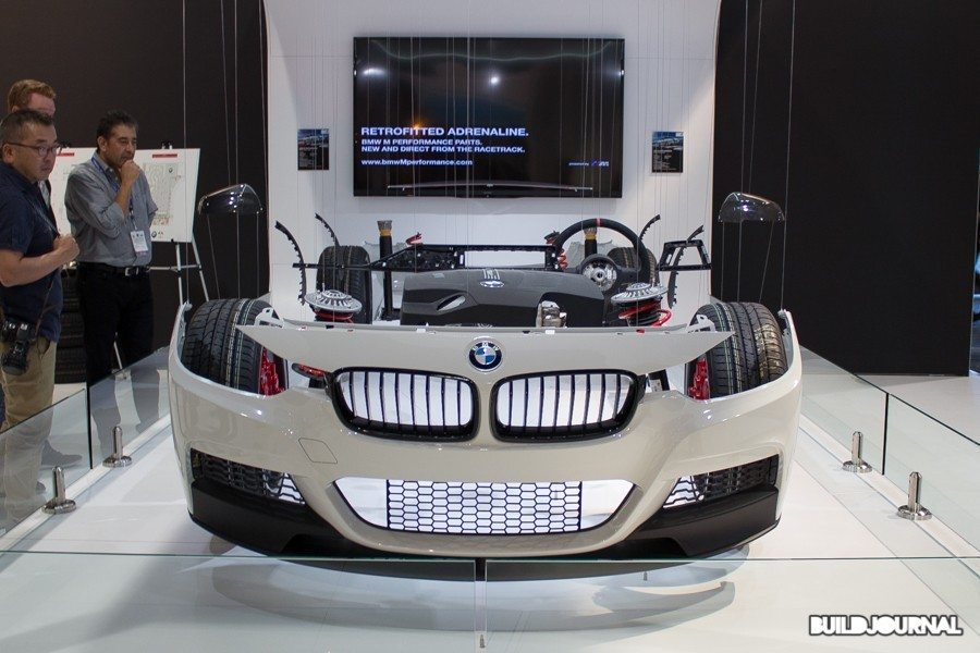 BMW at The SEMA Show 2014