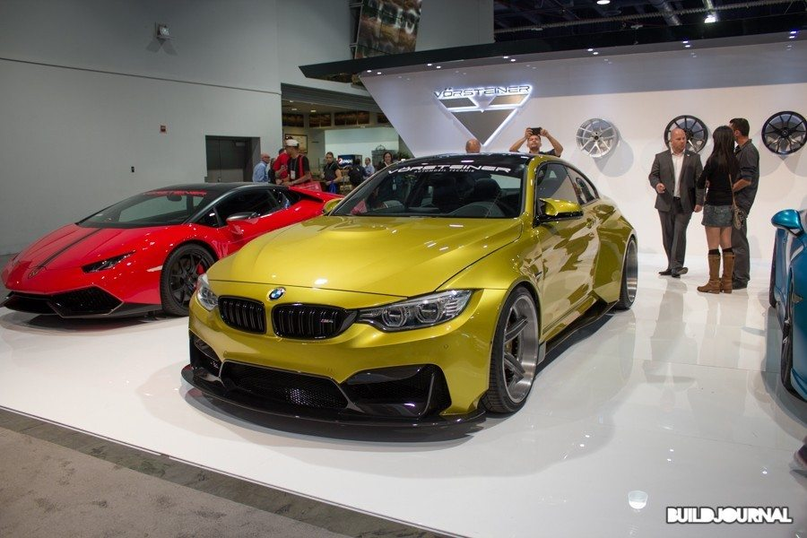 Vorsteiner BMW M4 - The SEMA Show 2014