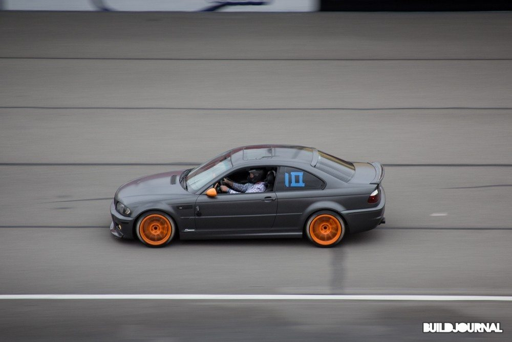 BMW E46 M3 - Bimmerfest 2015 at Auto Club Speedway
