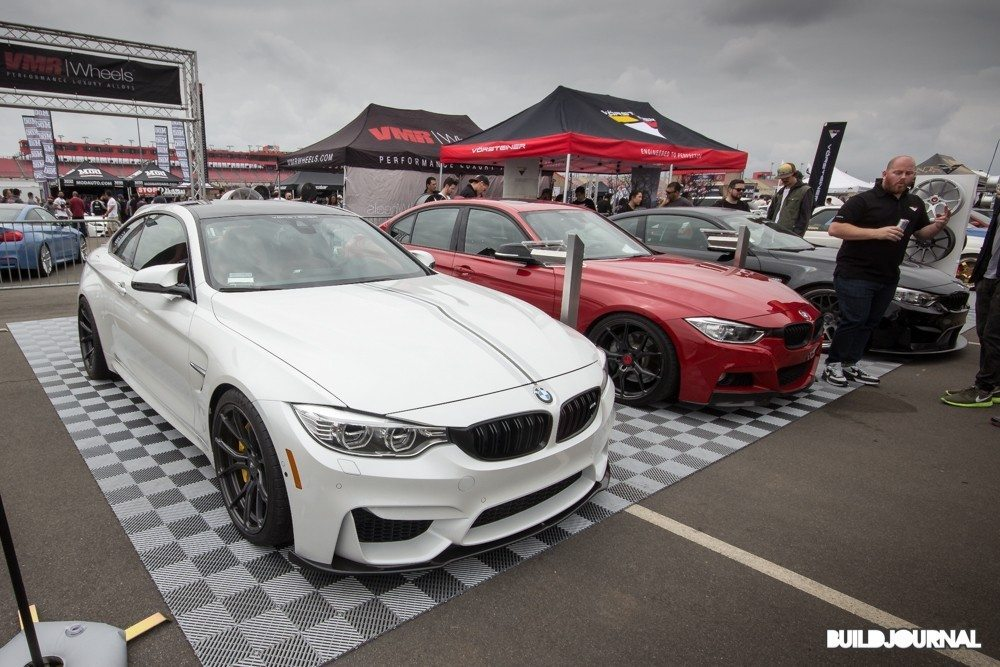Vorsteiner BMW M4 - Bimmerfest 2015 at Auto Club Speedway