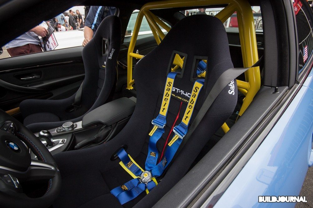 Sabelt Racing Seats - Bimmerfest 2015 at Auto Club Speedway