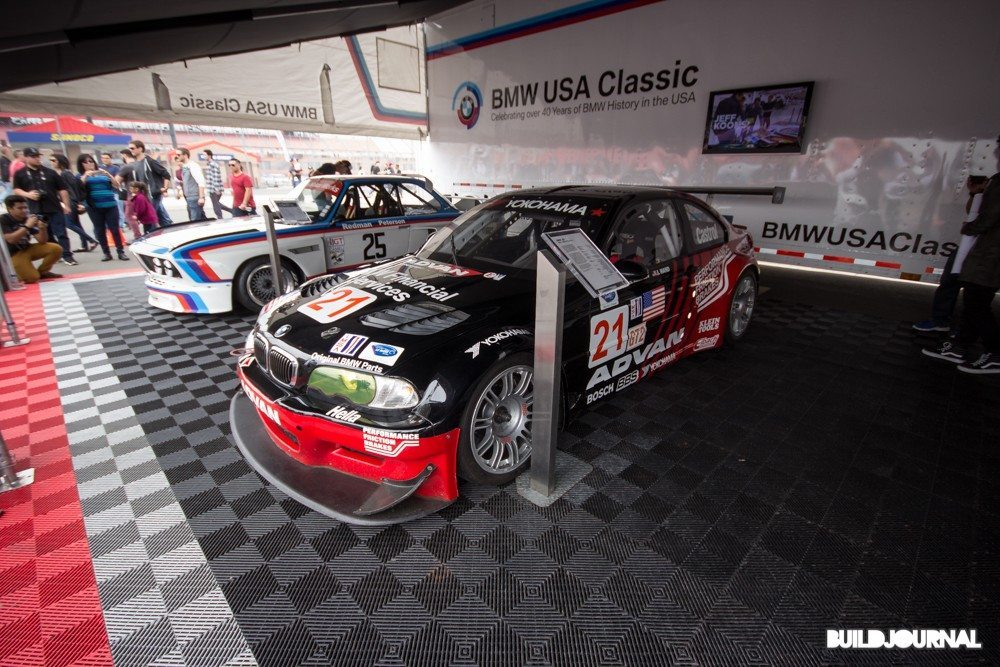 BMW E46 M3 Race Car - Bimmerfest 2015 at Auto Club Speedway