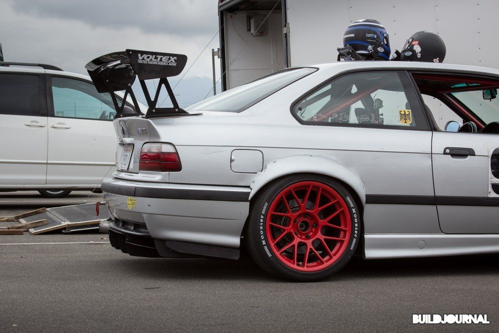 BMW E36 M3 Track Car - Bimmerfest 2015 at Auto Club Speedway