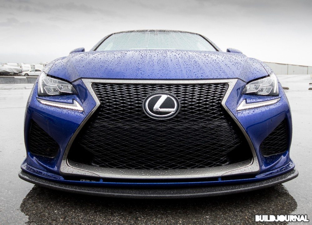 Lexus RCF built by Lexus Tuned - BuildJournal