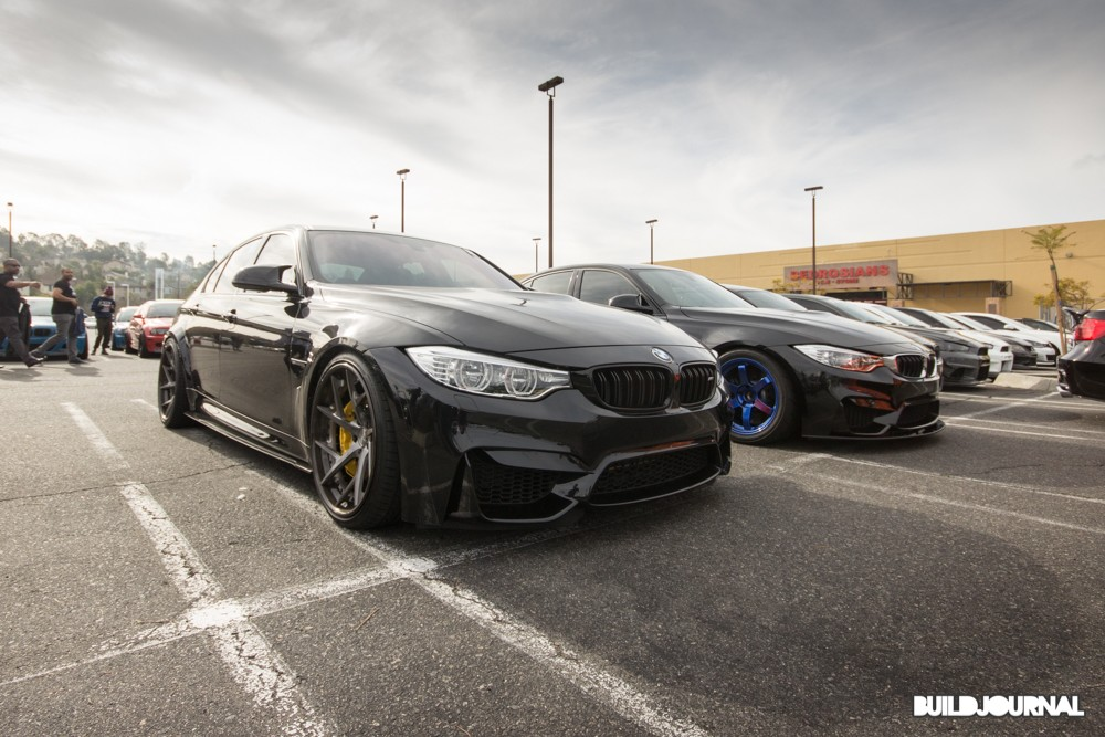 Supreme Power BMW F80 M3 - Euroklasse & SSR Vista BMW Cruise