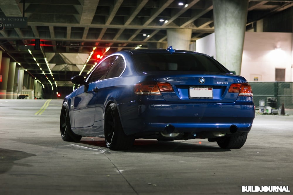 Lower Grand Los Angeles - BMW E46 M3