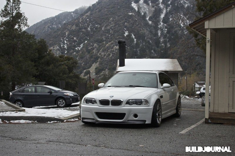 Photospot at Mt. Baldy with the E46 M3 - BuildJournal