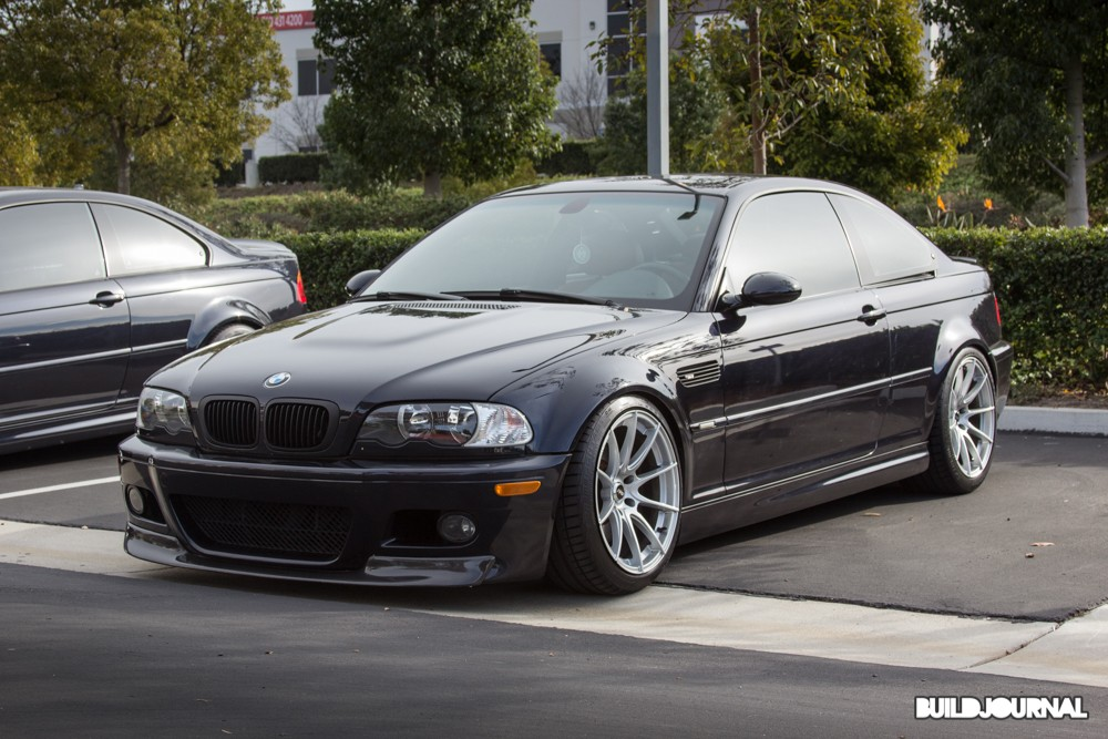 BMW E46 M3 - EuroKlasse Performance Meet 2016