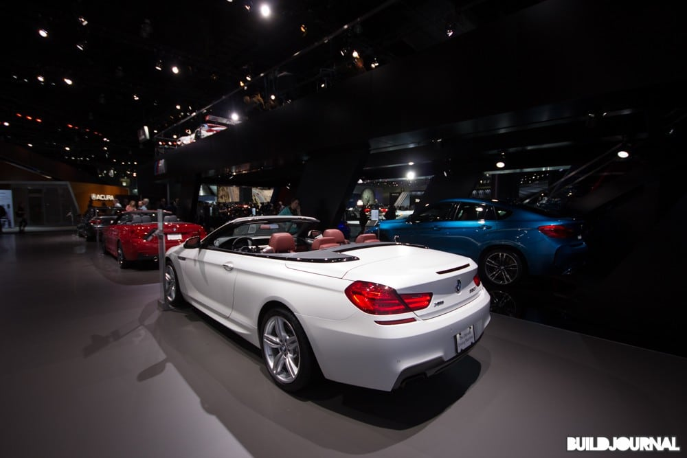 BMW - Los Angeles Auto Show