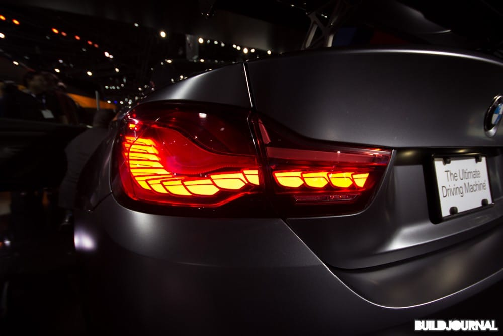 BMW M4 GTS - Los Angeles Auto Show