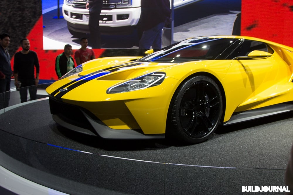 Ford GT - Los Angeles Auto Show